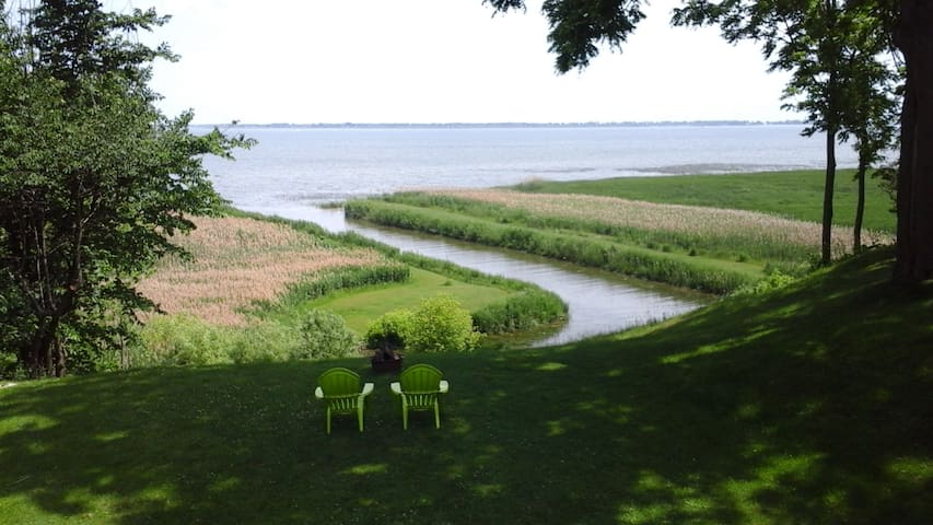 Waterfront Sanctuary - Port Rowan