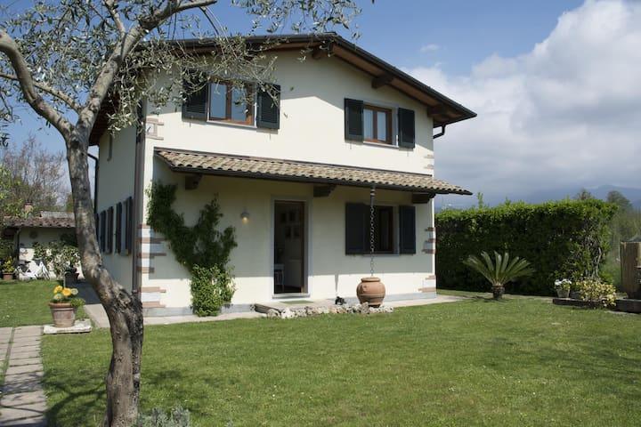 Villa Asimina - Barcaio