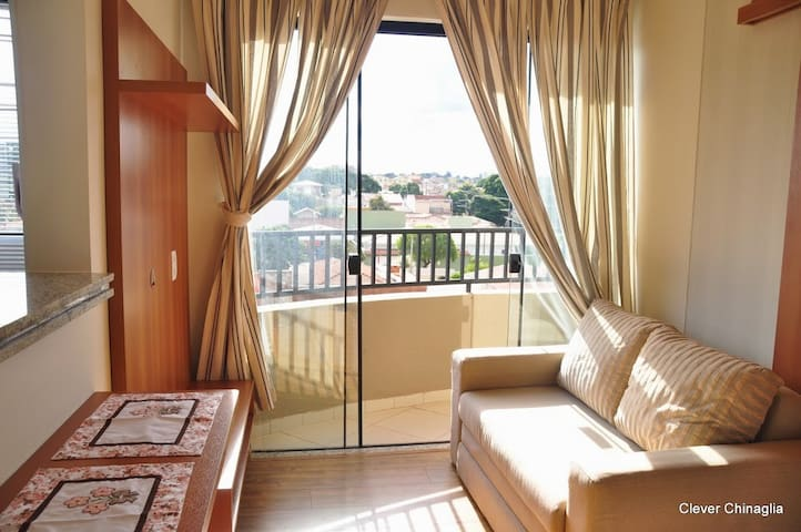 Furnished Apartment near USP - São Carlos - Flat