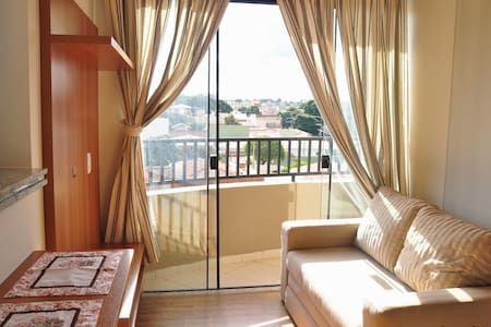 Furnished Apartment near USP - São Carlos