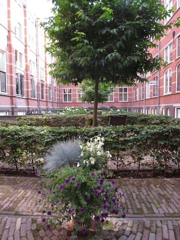 Historical City Apart. + Parking - Leiden - Appartement