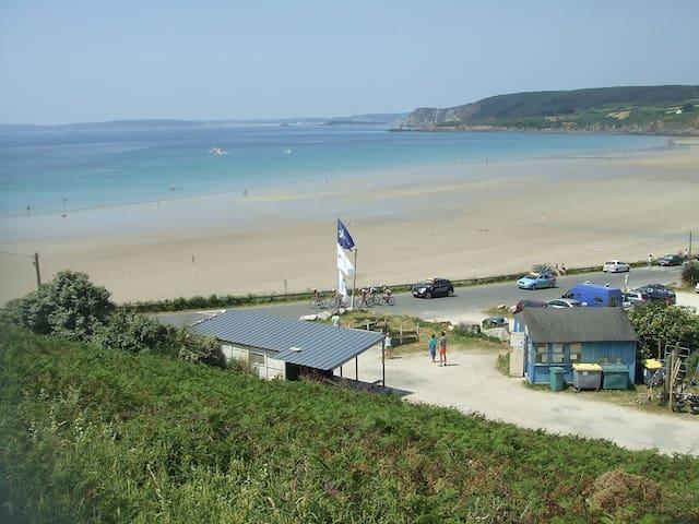 TAZ Presqu'île Crozon TELGRUC 4pers - Telgruc-sur-Mer - Hus