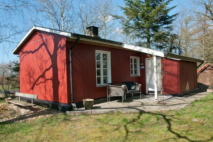 Knusse Cottage - Kibæk - Zomerhuis/Cottage