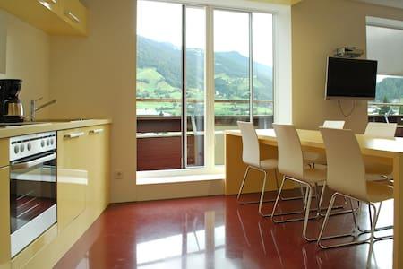 Design Appartement mit Terrasse - Matrei in Osttirol