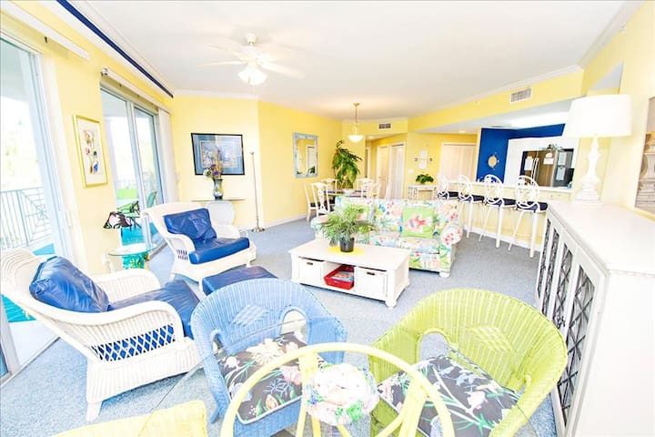 Inn at Blue Mountain 223-3BR on 30A in BeachFT Bldg-Avail (PHONE NUMBER HIDDEN)*Free BikeRental - Santa Rosa Beach - Apartment