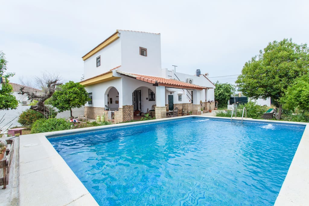 complete rustic chalet dos hermanas houses for rent in