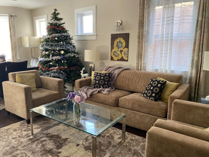 Guest Suite near LUNDY'S LANE Perfect for Families