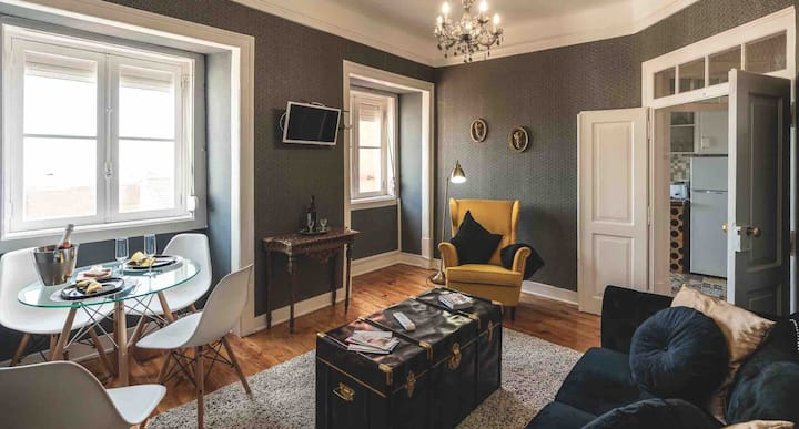 Lisbon - River View 1 Bedroom - Great Location