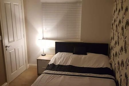 Cosy room in friendly house :) - Weston-super-Mare - Haus