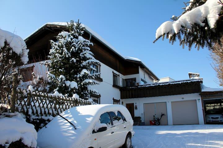 Haus Kinspergher - Appartment mit 1 Schlafzimmer
