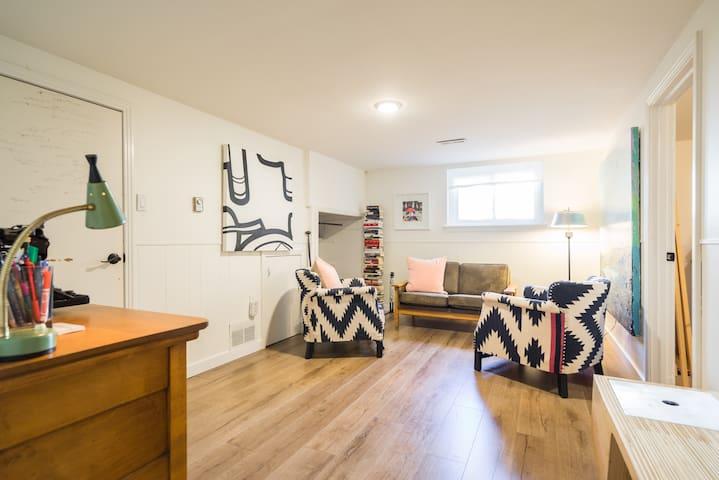 Spacious private apartment - Richmond Hill - House