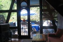 Atelierfewo in Harzer Fachwerkhaus,Balkon,Wlan