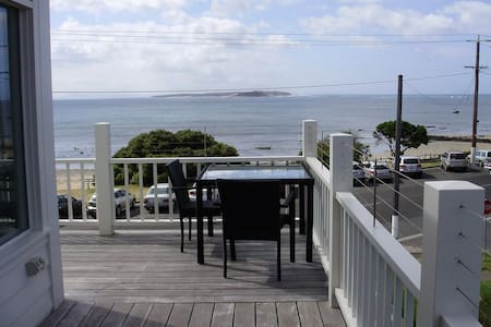 Beach House - A Perfect Sea View - Point Lonsdale