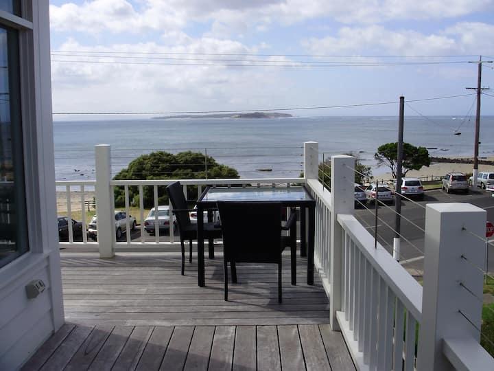 Beach House - A Perfect Sea View
