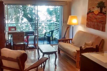 Tranquilo y  luminoso en Belgrano con balcón 2 Amb