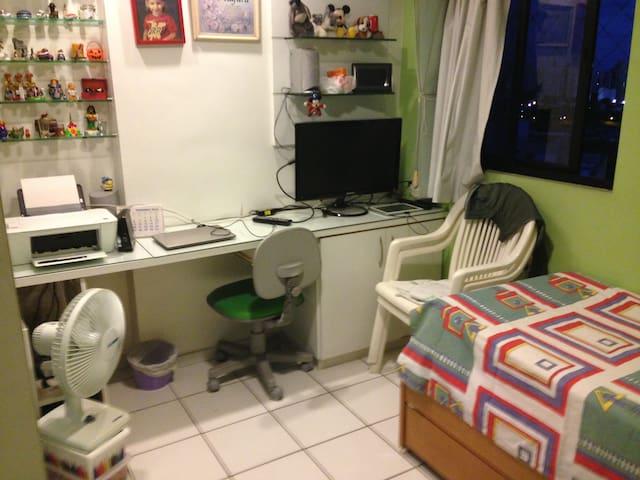Sinta-se em casa na Torre - Recife