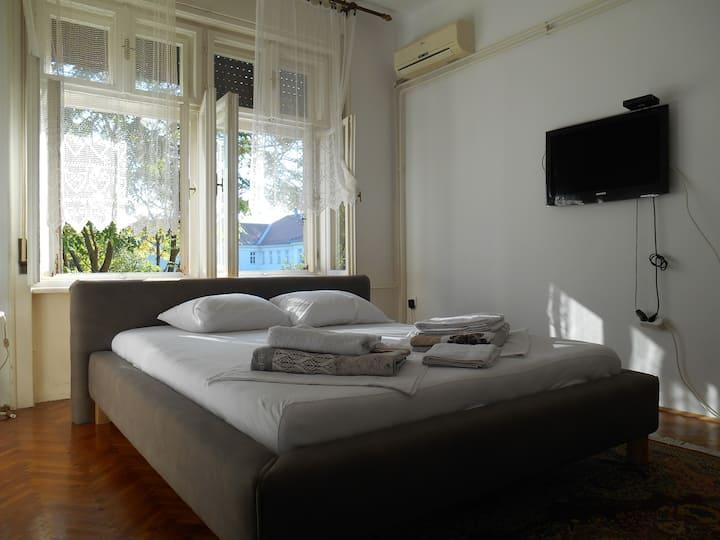 stay in the center apartment studio Danube Park