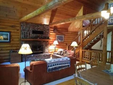 Turtle Lodge on Upper Turtle Lake