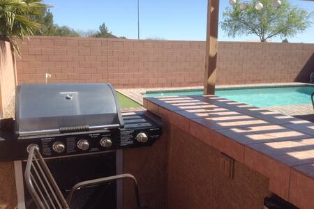 Maricopa Sun Seeker with Pool - Maricopa - Haus