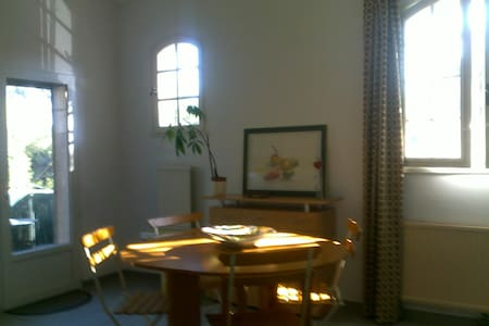 Appartement indépendant dans villa - Ventabren - Huoneisto
