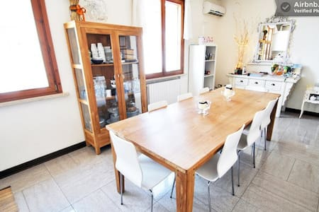 Cozy Apt in Mantova few km from Garda Lake - Curtatone - Appartement