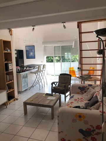 Appartement tranquille à eysines