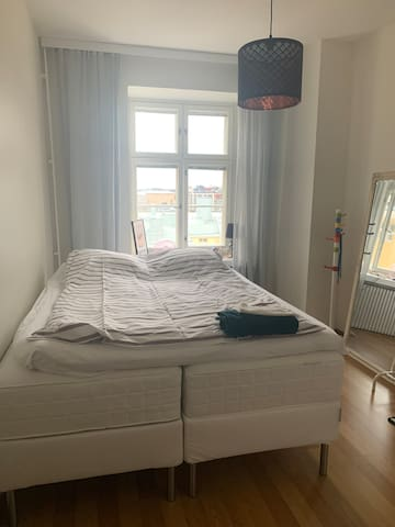 Shared flat, private cute room