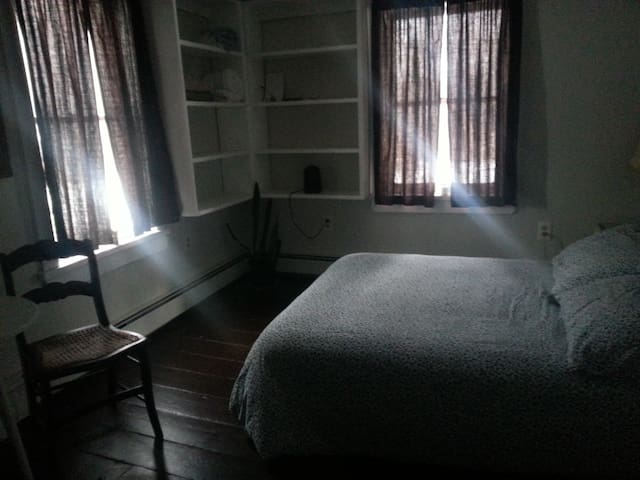 Private bedroom, between New Paltz & Kingston