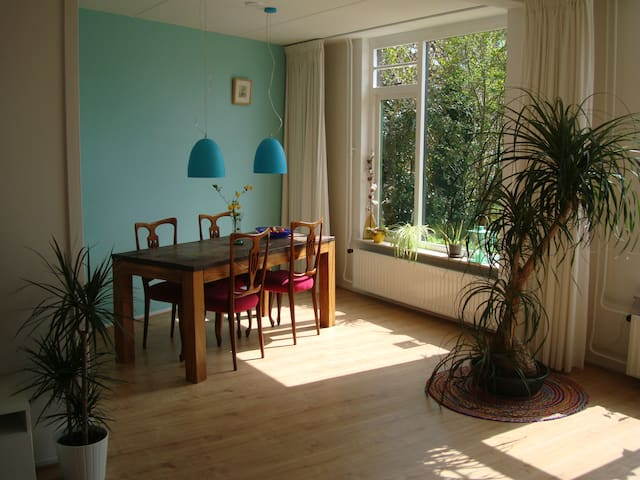 Sunny familyhouse near Amsterdam - Landsmeer - Hus
