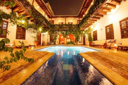 Hotel Casa del Arzobispado - Cartagena de Indias - Bed & Breakfast