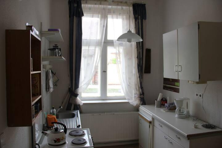 Jerichow Gästewohnung rechts