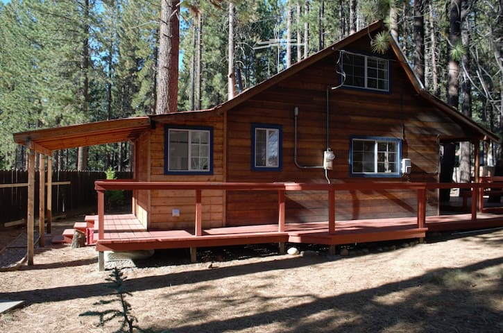 Top 20 south lake tahoe vacation cabin rentals and cottage for Rent a cabin in lake tahoe ca