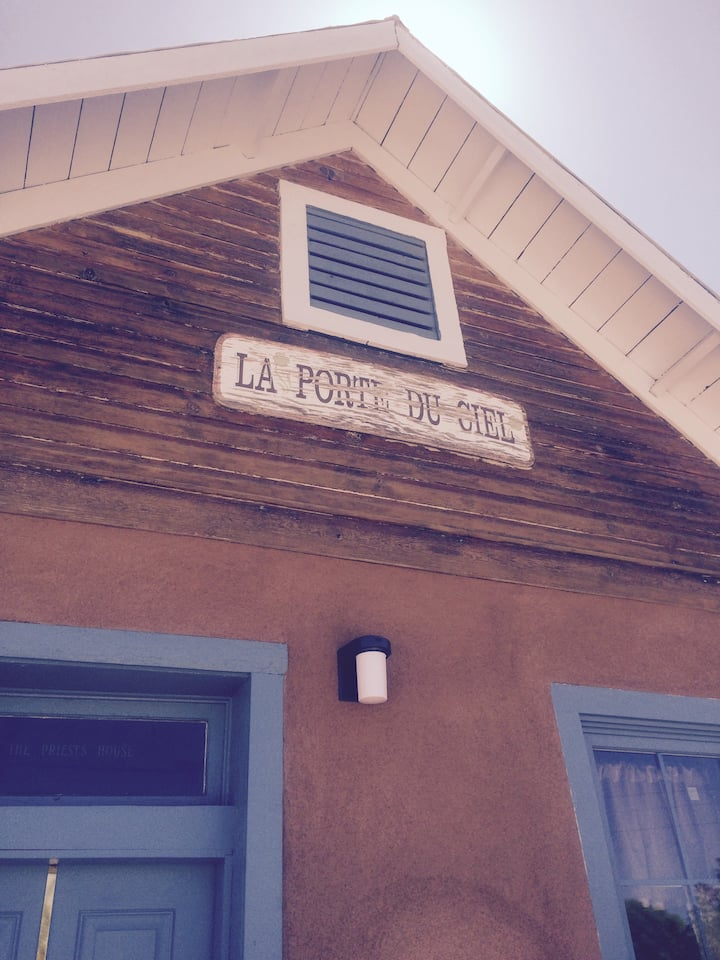 Casita de Padre, Old Town adobe