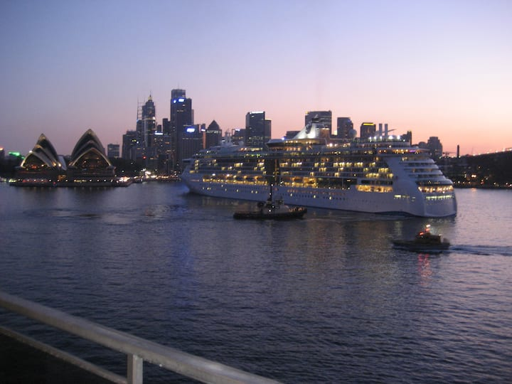Bali on Sydney Harbour
