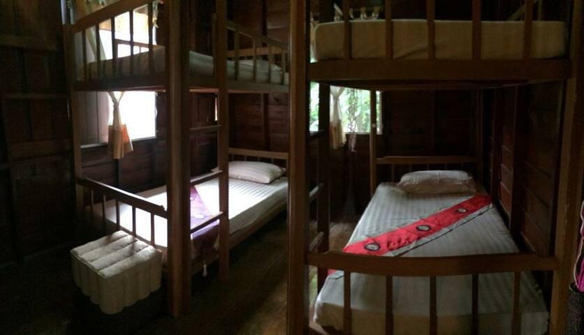 บ้านเหนือ ซอยแปด เชียงคาน - Chiang Khan District - Haus
