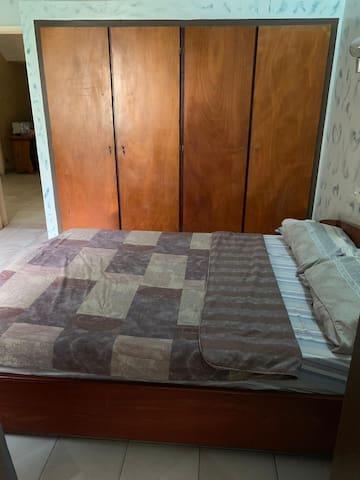Belle chambre privée au coeur de Cotonou