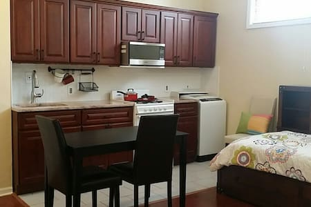 Cliffside Park, New 1Br, new kitch - Fairview - Apartment