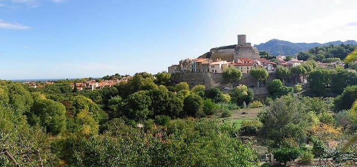 Mas Catalan domaine des Albères