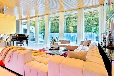 Luxury Villa Californian Renovated 4br - サンジョセップデサタライア