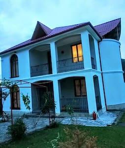For sale own house in Georgia, resort Bulachauri