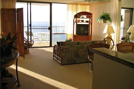 Valley Isle #1004 - A 1 Bedroom in Kahana - Lahaina - Condominium