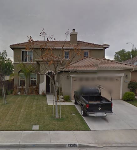 Private Room Near UC Riverside - Moreno Valley - Casa