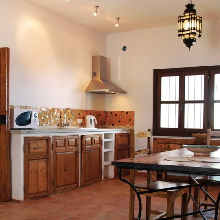 The Berber Apartment
