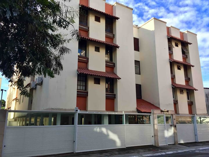 Apartment well located in Guarapari