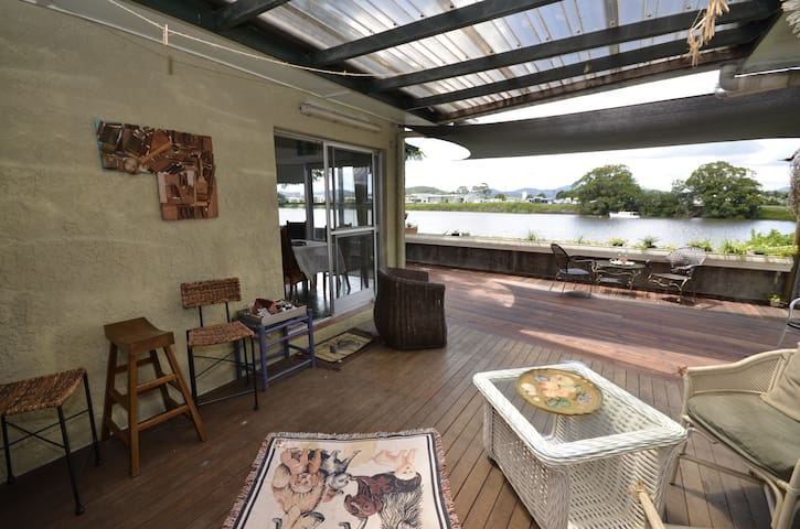 Country Charmer -  RIVERFRONT  - Pet Friendly - Murwillumbah - Haus
