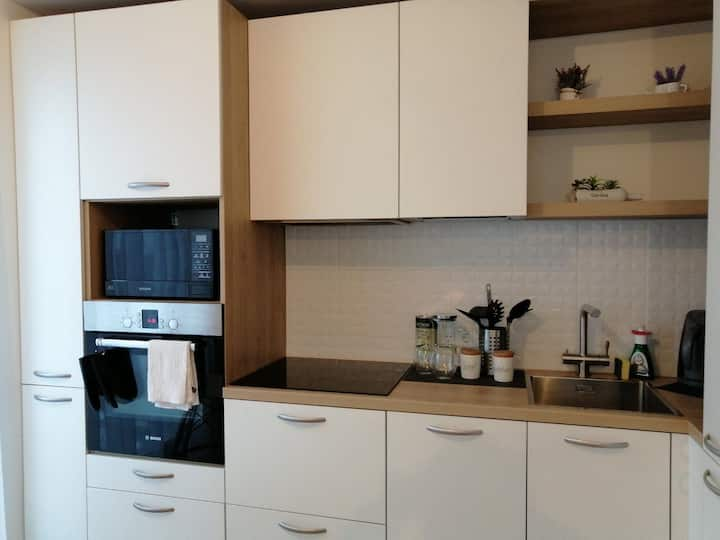 Apartement in New house