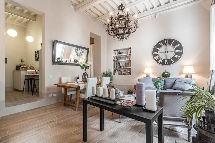 Stylish Cheap Home inside the Walls - Lucca