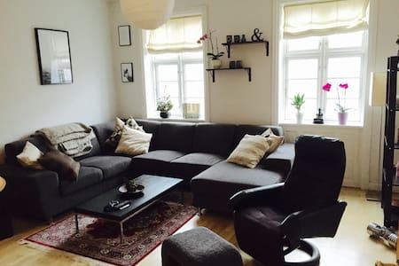 Big & cozy apartment in quiet area