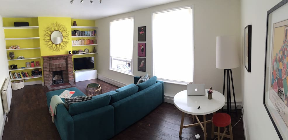 Super Flat in the heart of Chiswick, West London - Londen - Appartement