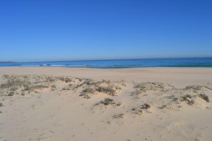 Costa Rei a 80 m dalla spiaggia